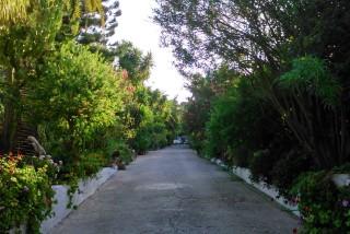 facilities baha ammes the entrance
