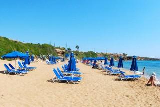 kefalonia baha ammes beach