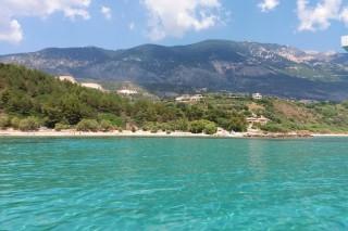 kefalonia baha ammes trapezaki beach